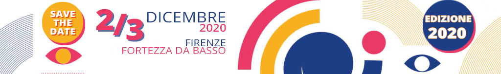 Save the date 2-3-dicembre 2020
